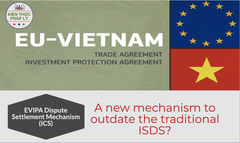 Dispute settlement in EUVIPA – A mechanism to outdate the traditional ISDS or the creation of new challenges?